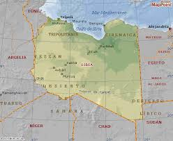 libia-mapa